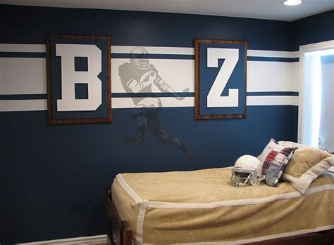 Sports Murals For Bedrooms | wall murals decals sports themed interiors