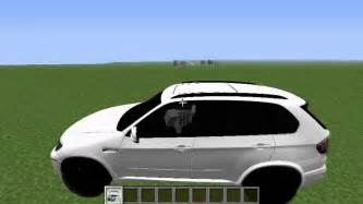 minecraft mods bmw car mod review mod showcase