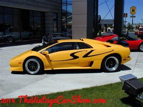 Lamborghini Vintage Cars Lamborghini The Vintage Car Show