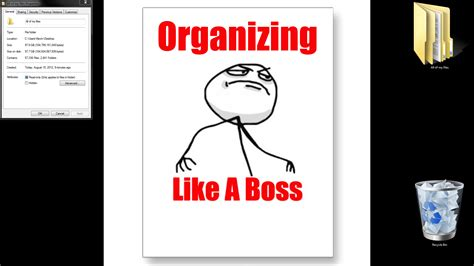 Like A Boss Know Your Meme - organizing like a boss like a boss know your meme