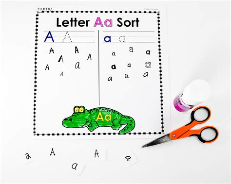 Free Printable Activities For Kindergarten