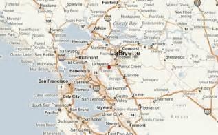 lafayette california map lafayette california location guide