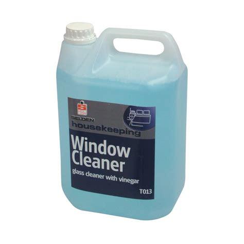 Window Cleaner Description by Selden T013 Window Cleaner With Vinegar 5ltr