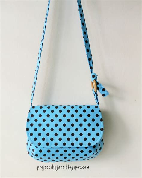 Polkadot Slingbag 2 projects by june 2013