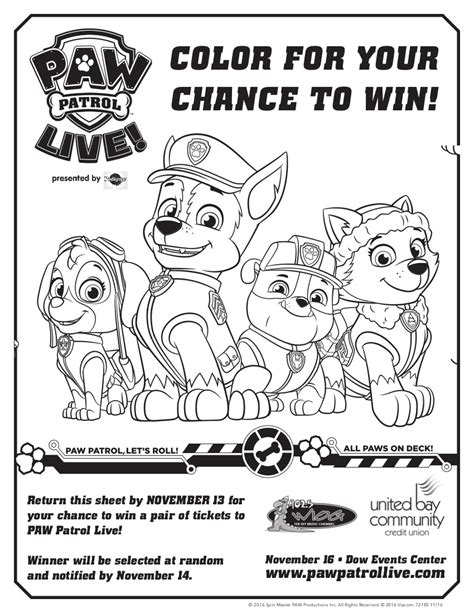Sweepstakes Rules Template - coloring contest rules template coloring pages