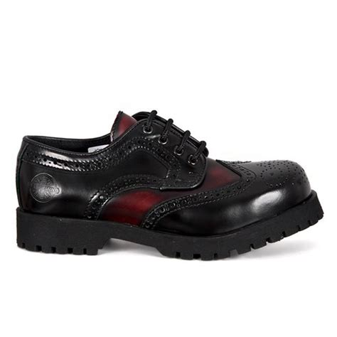 nevermind black and burgundy wingtip shoes nevermind shoes