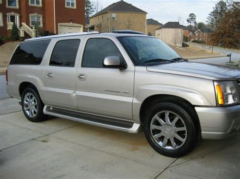 how cars work for dummies 2006 cadillac escalade esv user handbook sell used 2006 cadillac escalade esv sport utility 4 door 6 0l in lithonia georgia united