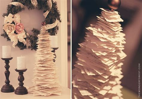 How Many Pieces Of Paper Does A Tree Make - 22 creative ideas for your diy tree