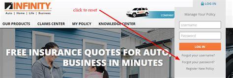 Infinity Auto Insurance Login by Infinity Auto Insurance Login Cc Bank