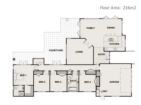 Builders Floor Plans 1000 Images About Floor Plans 200m2 250m2 On