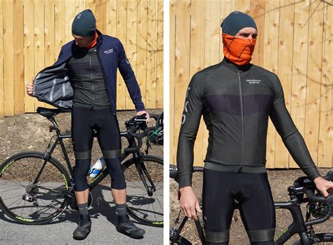 mtb winter jacket review pas normal studios stylish fall winter cycling