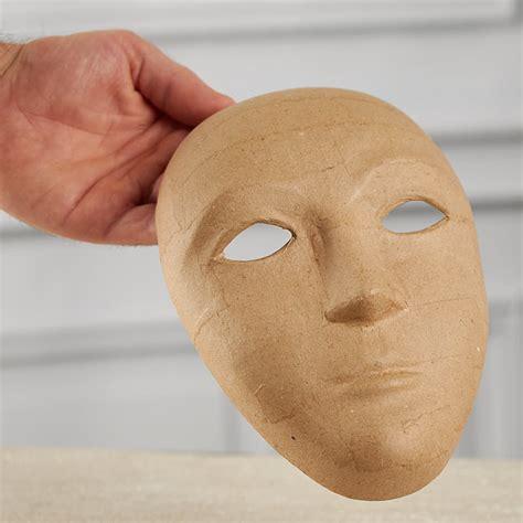 Paper Mache Mask - paper mache mask paper mache basic craft supplies