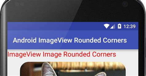 android xml layout rounded corners how to make rounded corners boarder radius of imageview