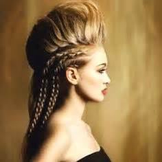 high fashion hairstyle wacky hair styles