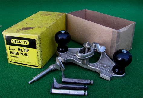 Stanley 42 643 Level Box 18 With 3 Vials Usa www antiqbuyer boxed stanley planes past sales archive