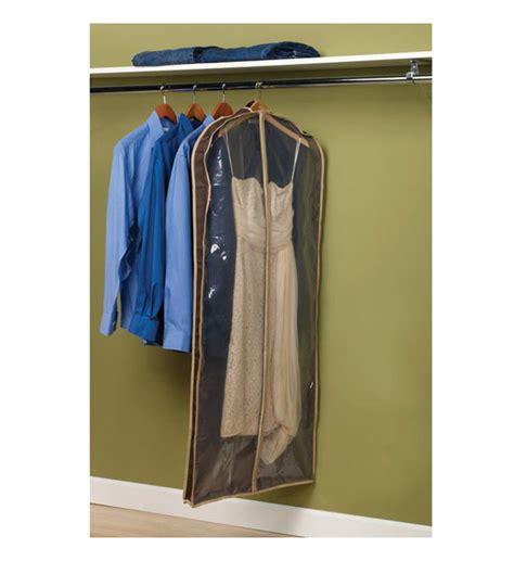 Hanging Closet Garment Bags by Hanging Garment Protector Bag In Garment Bags