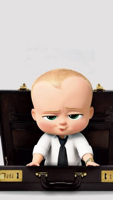 wallpaper  boss baby  movies