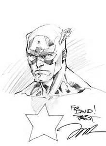 sketchbook jim captain america sketch jim illustration jim