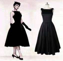 25 best ideas about audrey hepburn black dress on