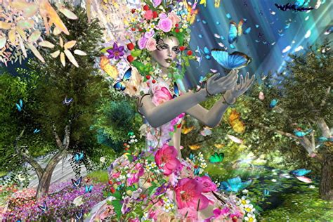 Original Mesin Jahit Butterfly Ja 1 images butterflies 3d graphics flowers gown