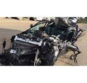 Latest Car Accident Of Maruti Suzuki Vitara Brezza In
