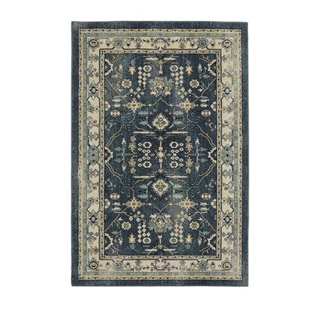 mohawk accent rugs mohawk bacus area rug navy