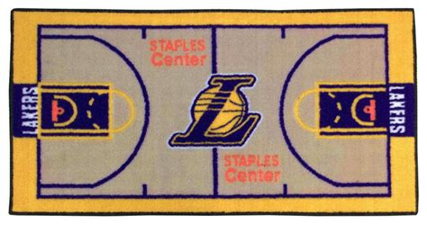 lakers rug nba los angeles lakers rug basketball runner carpet contemporary and stair runners by