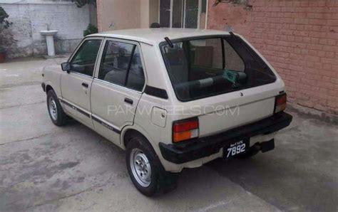 Suzuki Fx Specifications Used Suzuki Fx Ga 1988 Car For Sale In Lahore 1686334