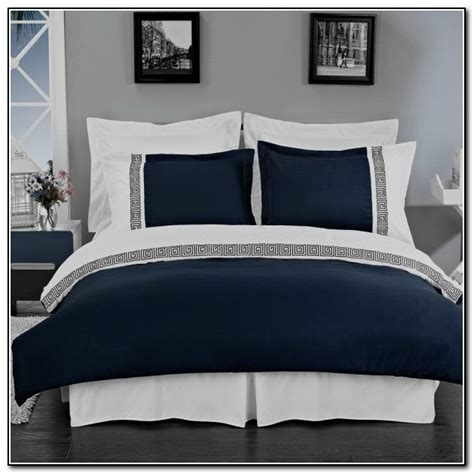 navy and white bedding sets navy and white bedding king beds home design ideas