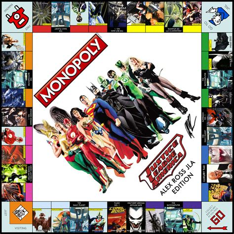 another monopoly movie in the works worstpreviews com monopoly alex ross edition by jest84 on deviantart