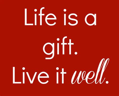 what is a gift look for the gifts in everything