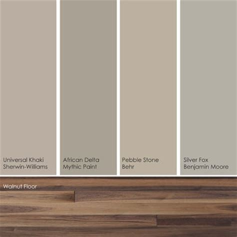 Neutral Wall Decor by Wall Colors Picmia