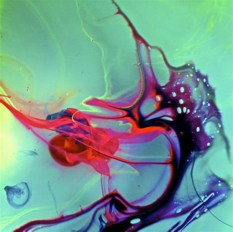 designspiration abstract acid color photography splash oil through my eyes
