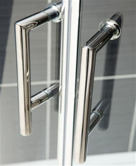 720mm Shower Door Kyra Range 700 Bifold Shower Enclosure