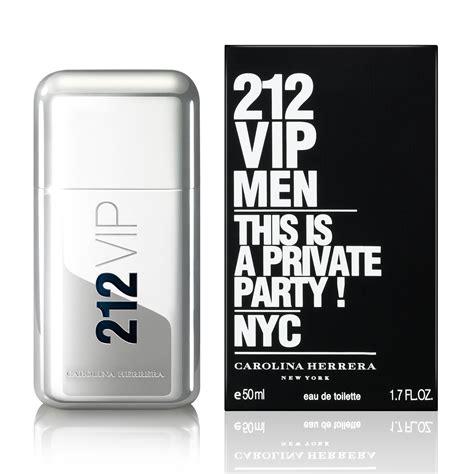 Parfum Ch 212 Vip carolina herrera 212 vip eau de toilette spray 50ml