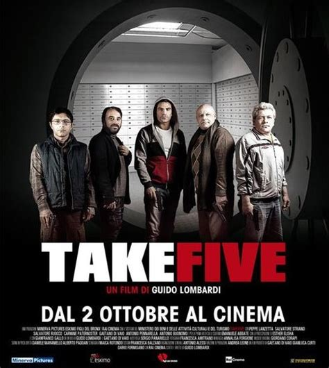 film di gangster take five il gangster movie made in naples al cinema