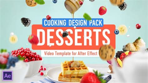 Cooking Show Template 22 Cool After Effects Templates For Cooking Show Desiznworld