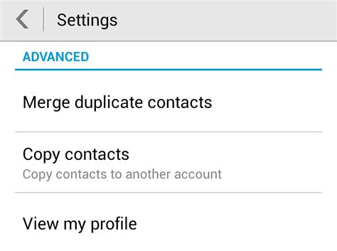 merge contacts android how to manually link contacts with on android tech advisor