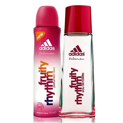 Parfum Adidas Fruity Rhythm buy adidas fruity rhythm perfume and deodorant combo for rs 725 by adidas