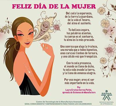 imagenes feliz dia de la mujer en ingles hermosos poemas y versos para dedicar el d 237 a de la mujer