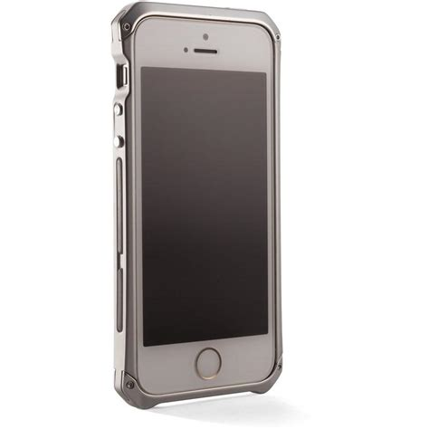 element solace iphone 5 s element solace for iphone 5 5s silver api5 1411