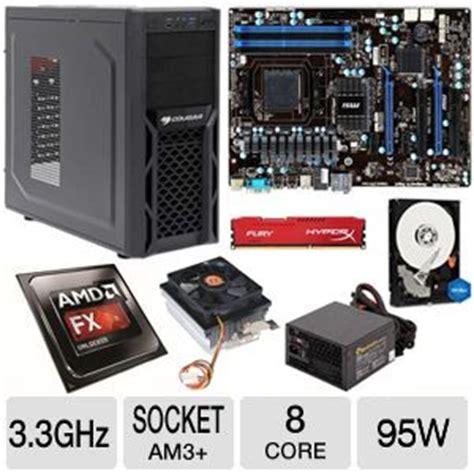 Processor Amd Paket Amd Mb Asus Hdd 1tb By Agan Rizki amd fx 8300 3 3ghz eight cpu msi 970a g46 atx mb 8gb