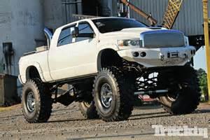 2006 dodge ram 2500 mega cab optimus truckin magazine