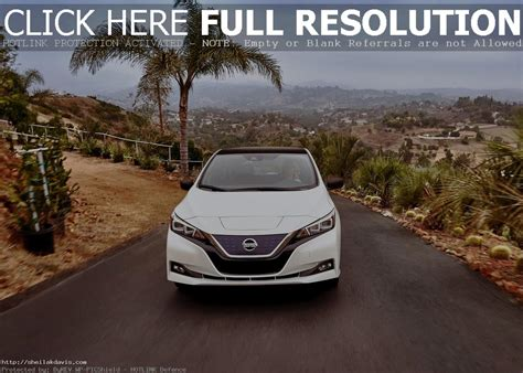 Best Small Electric Car by 2019 Nissan Leaf 2 The Best Small Electric Car On The