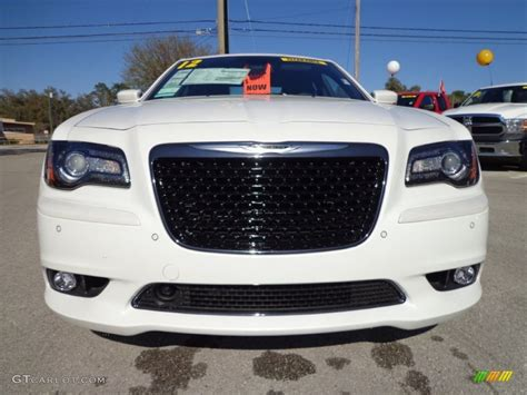 2013 Chrysler 300 Srt8 Interior Ivory Tri Coat Pearl 2012 Chrysler 300 Srt8 Exterior Photo