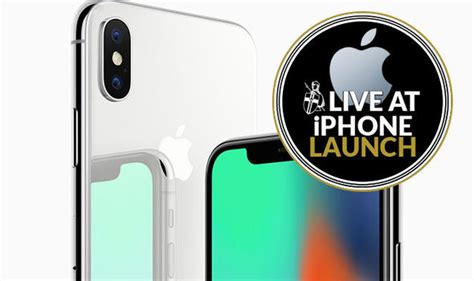 apple iphone x revealed release date price and new features unveiled tech style