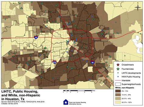 houston landfill map low income government subsidized housing taahp the