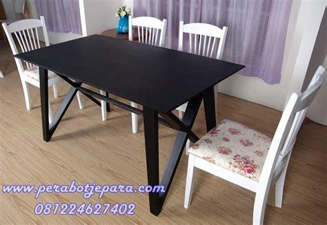 Meja Makan Set Murah set meja makan minimalis murah perabot jepara perabot jati toko perabot jepara