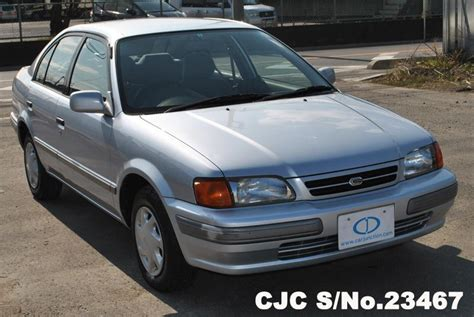 automobile air conditioning repair 1998 toyota tercel electronic toll collection 1997 toyota corsa tercel silver for sale stock no 23467 japanese used cars exporter