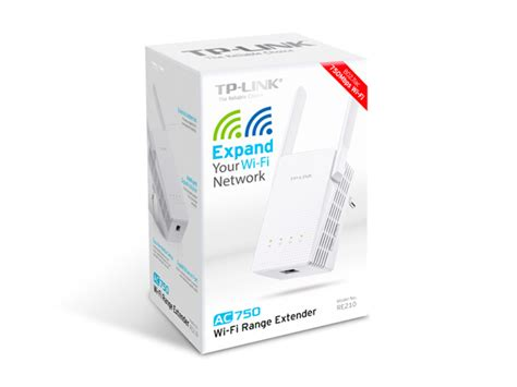 Tp Link Re210 ac750 wi fi range extender re210 welcome to tp link